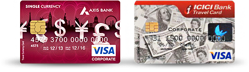 How can I get Axis Bank Multi currency forex card?
